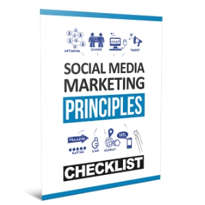 Social Media Marketing Principles Checklist